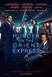 Murder on the Orient Express (2017) (BluRay)