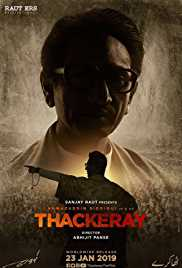 Thackeray (2019) (BluRay)