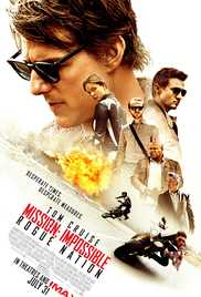 Mission Impossible - Rogue Nation (2015) (BluRay)
