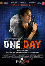 One Day Justice Delivered (2019) (HDTV Rip)