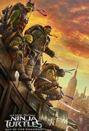 Teenage Mutant Ninja Turtles - Out of the Shadows (2016) (BluRay)