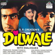 Dilwale (1994) (DVD Rip)