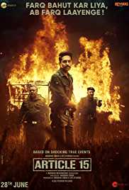 Article 15 (2019) (WEB-HD Rip) - New BollyWood Movies