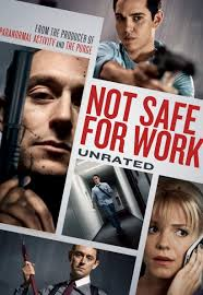 Not Safe For Work (2014) (BR Rip)