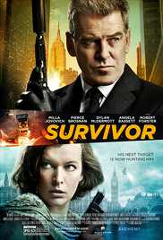 Survivor (2015) (BluRay)