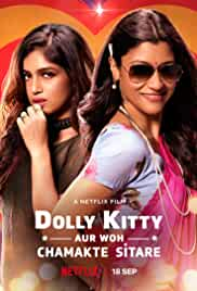 Dolly Kitty Aur Woh Chamakte Sitare (2020) (WEB-HD Rip)