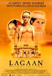 Lagaan (2001) (DVD Rip) - Evergreen Bollywood Movies
