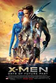 X-Men - Days of Future Past (2014) (BRRip)