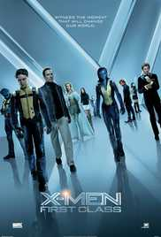 X-Men - First Class (2011) (BRRip)