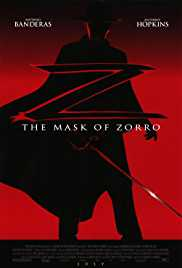 The Mask of Zorro (1998) (BluRay)