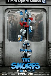The Smurfs (2011) (Br rip) - Cartoon Dubbed Movies