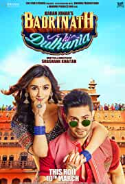 Badrinath Ki Dulhania (2017) (BluRay) - Bollywood Movies