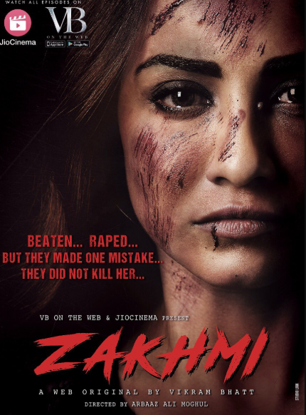 Zakhmi S01 E02 (BluRay) HIndi - Season 01 (2018)