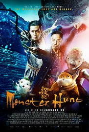 Monster Hunt (2015) (BR Rip)