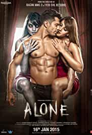 Alone (2015) (HDRip) - Bollywood Movies