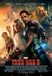 Iron Man 3 (2013) (BluRay)