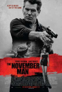 The November Mand (2014) (BR Rip)