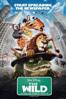 The Wild (2006) (Dvd Rip) - Cartoon Dubbed Movies