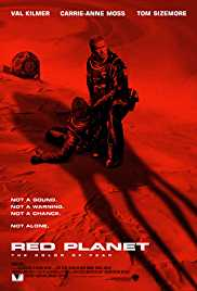 Red Planet (2000) (BRRip) - Hollywood Movies Hindi Dubbed