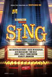 Sing (2016) (BluRay) - New Hollywood Dubbed Movies