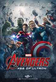 Avengers Age of Ultron (2015) (BluRay) - The Avengers All Series