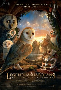 Legend of the Guardians The Owls of Ga Hoole (2010) (Br Rip)