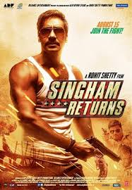 Singham Returns (2014) (BluRay) - New BollyWood Movies