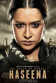 Haseena Parkar (2017) (DVD Rip) - New BollyWood Movies