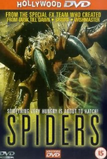 Spiders (2000) (DVD) - Hollywood Movies Hindi Dubbed