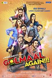 Golmaal Again (2017) (BluRay)