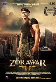 Zorawar (2016) (PDVD) - New BollyWood Movies