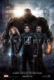 Fantastic Four (2015) (BluRay) - Fantastic Four All Series