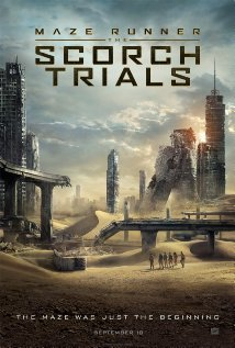 Maze Runner: The Scorch Trials (2015)  (HDRip) - New Hollywood Dubbed Movies