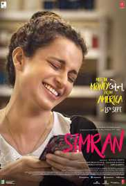 Simran (2017) (DVD Rip) - New BollyWood Movies