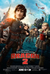 How to Train Your Dragon 2 (2014) (BR Rip)