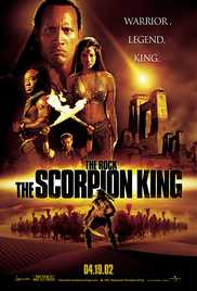 The Scorpion King (2002) (BluRay) - The Mummy All Series