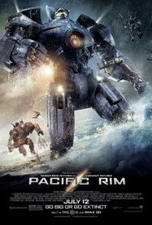 Pacific Rim (2013) (DVD) - Hollywood Movies Hindi Dubbed