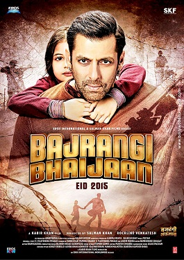 Bajrangi Bhaijaan (2015)  (BRRip) - New BollyWood Movies