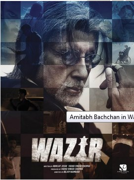 Wazir (2016) (BluRay)