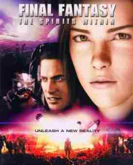 Final Fantasy -The Spirits Within (2001) (DVD) - Cartoon Dubbed Movies