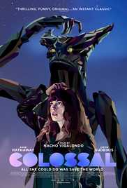Colossal (2016) (BluRay) Eng - New Hollywood Dubbed Movies