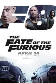 The Fate Of The Furious (2017) (BluRay) - Fast & Furious All Series