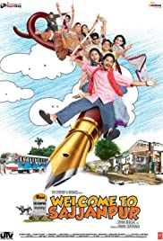 Welcome to Sajjanpur (2008) (HDRip) - Bollywood Movies