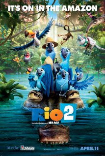 Rio 2 (2014) (BR Rip) - New Hollywood Dubbed Movies