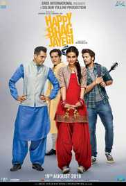 Happy Bhag Jayegi (2016) (DVD Rip)