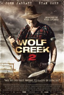 Wolf Creek 2 (2014) (BR Rip) - New Hollywood Dubbed Movies