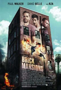Brick Mansions (2014) (BR Rip) - New Hollywood Dubbed Movies