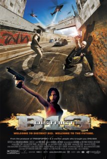District B13 (2004)  - Hollywood Movies Hindi Dubbed