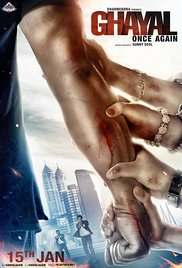 Ghayal Once Again (2016) (BluRay) - New BollyWood Movies