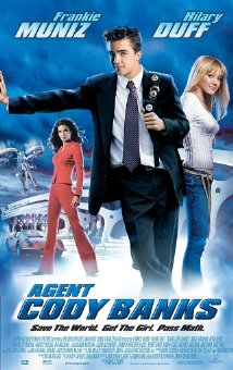 Agent Cody Banks (2003)  (BR Rip) - Hollywood Movies Hindi Dubbed